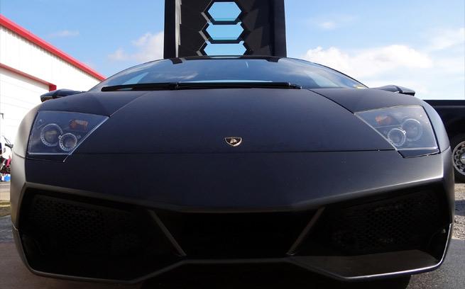 Black Lamborghini Murcielago Sv Zero To 60 Times