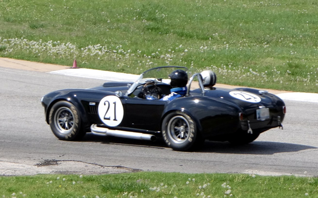 Shelby Cobra 427 Racing Corvettes Zero To 60 Times