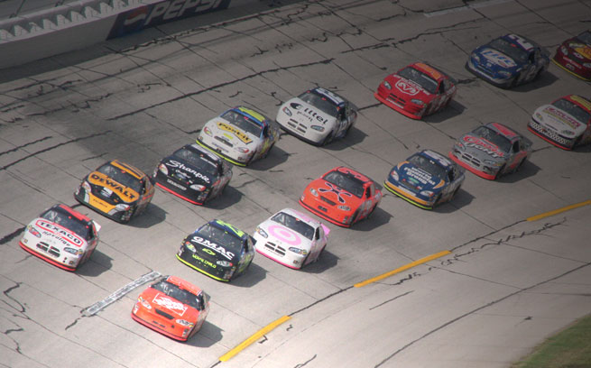 Indycar vs Nascar