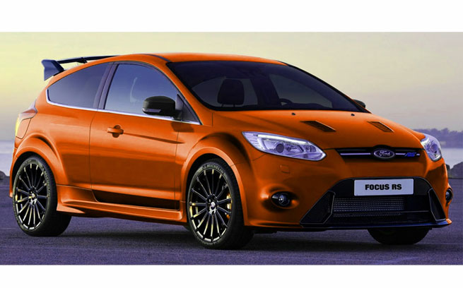 New Ford Focus Rs Review Zero To 60 Times