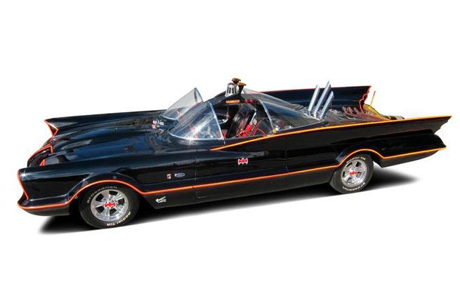 Batmans Vehicle