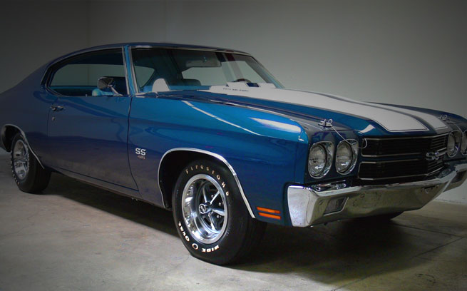 best muscle cars