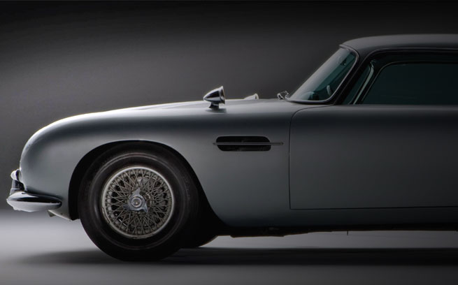 All James Bond 007 Cars Zero To 60 Times