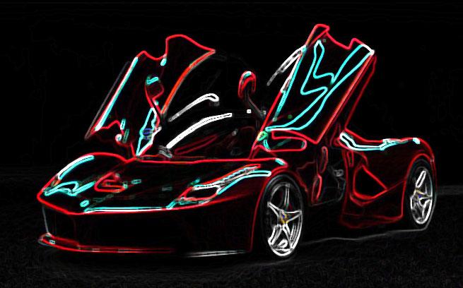 LaFerrari U2013 The Next Generation Super Ferrari