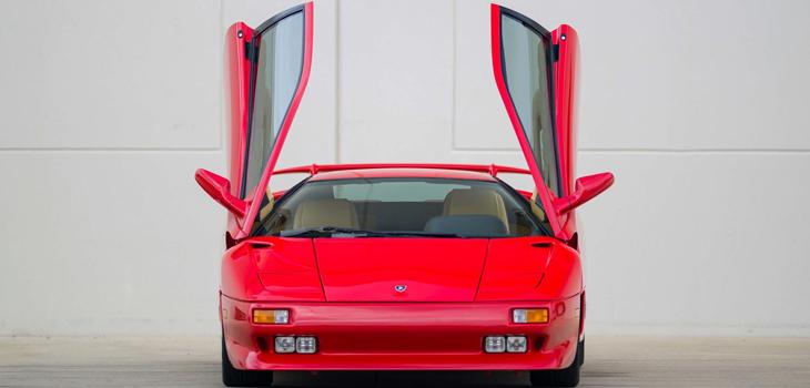 Scissor Car Doors