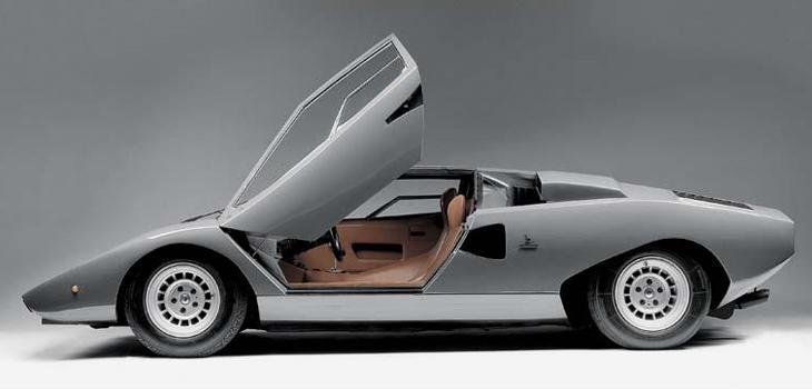 1970s Lamborghini