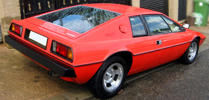 1970s Sports Car