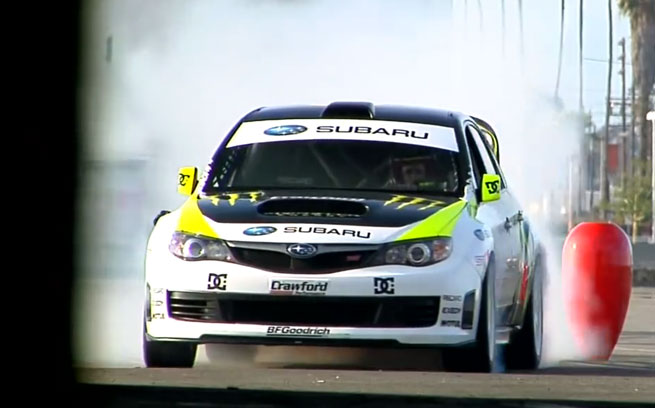 Epic Subaru WRX Sti Stunt Driving Videos Zero To Times - Epic stunt driving dodge challenger