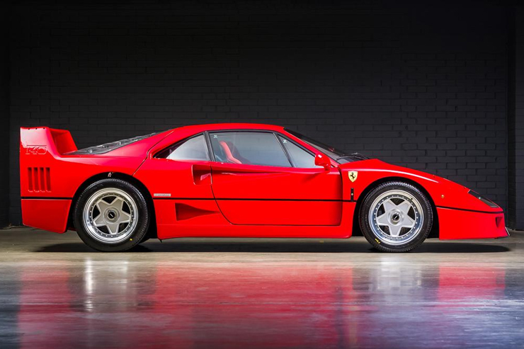 Best 1980s Supercars