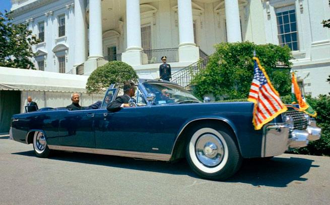 JFKs Car