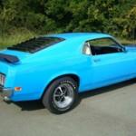 grabber blue car