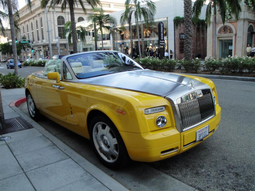Rolls Royce Phantom Drophead Coupe Zero To 60 Times