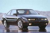 Pontiac GTP 0-60