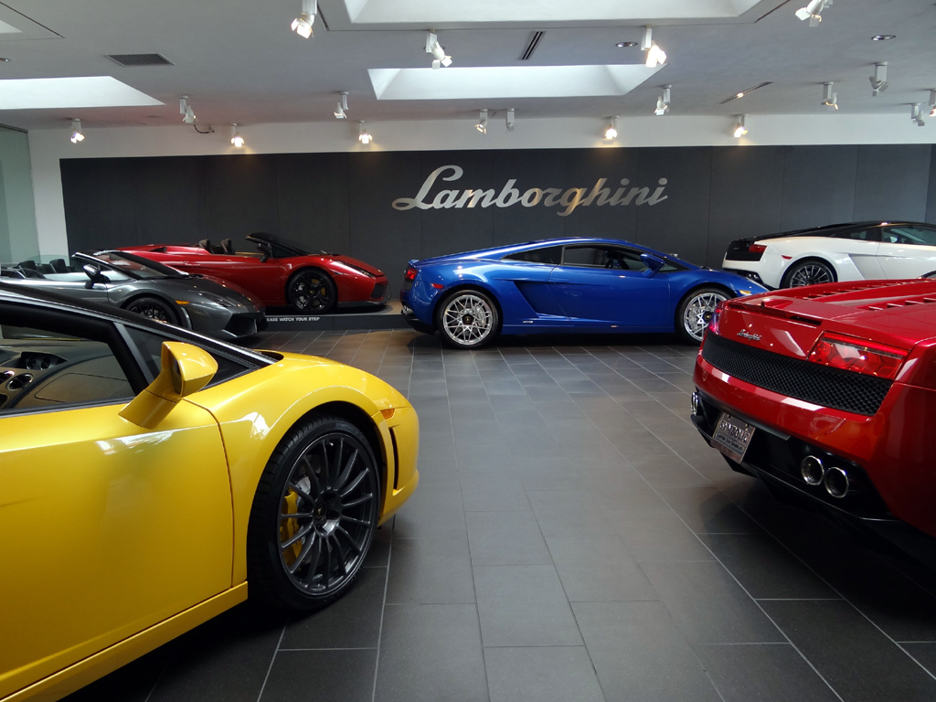 Tour Of An Expensive Car Dealership In Southern California Zero To 60 Times
