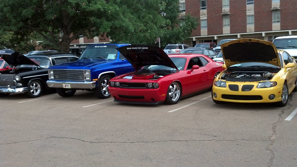 Stillwater Ok Car Show