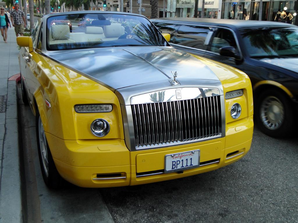 Rolls-Royce Phantom Drophead Coupe - Zero To 60 Times