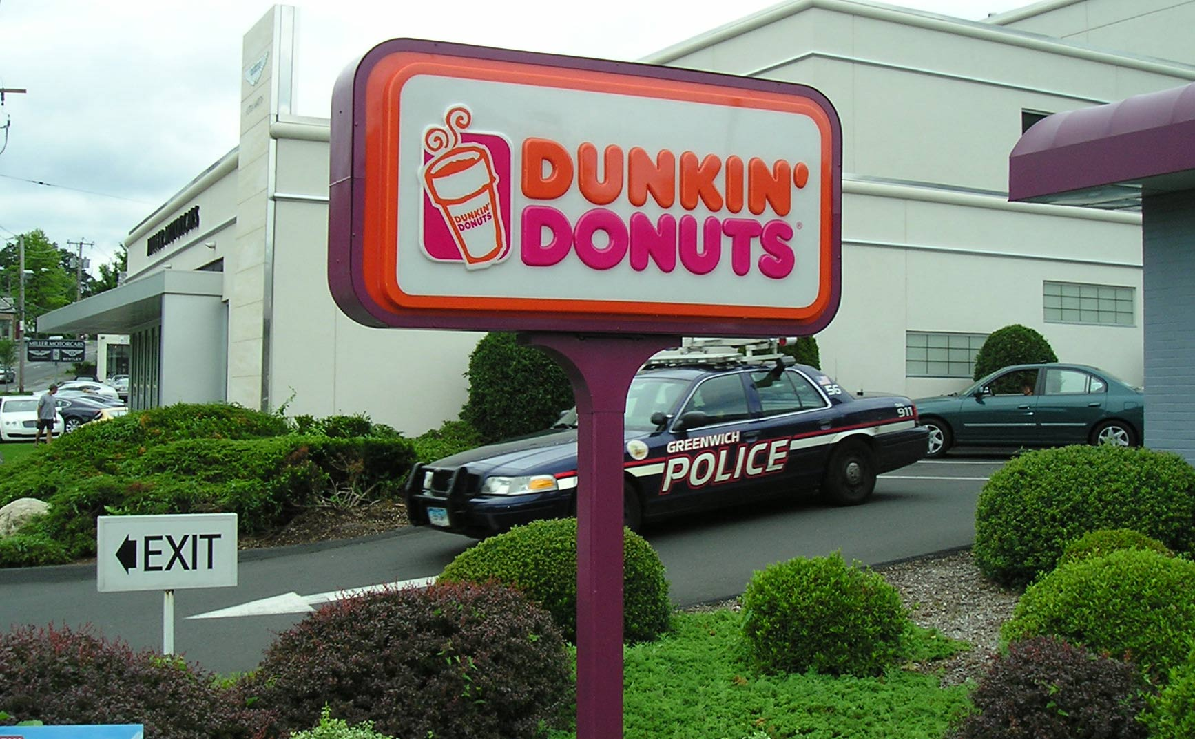 Cops And Donuts Why Do Cops Like Donuts Zero To 60 Times