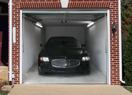 Interesting And Funny Garage Door Murals Zero To 60 Times