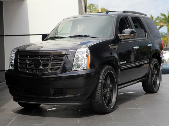 Amazing All Black Murdered Out Cars Zero To 60 Times