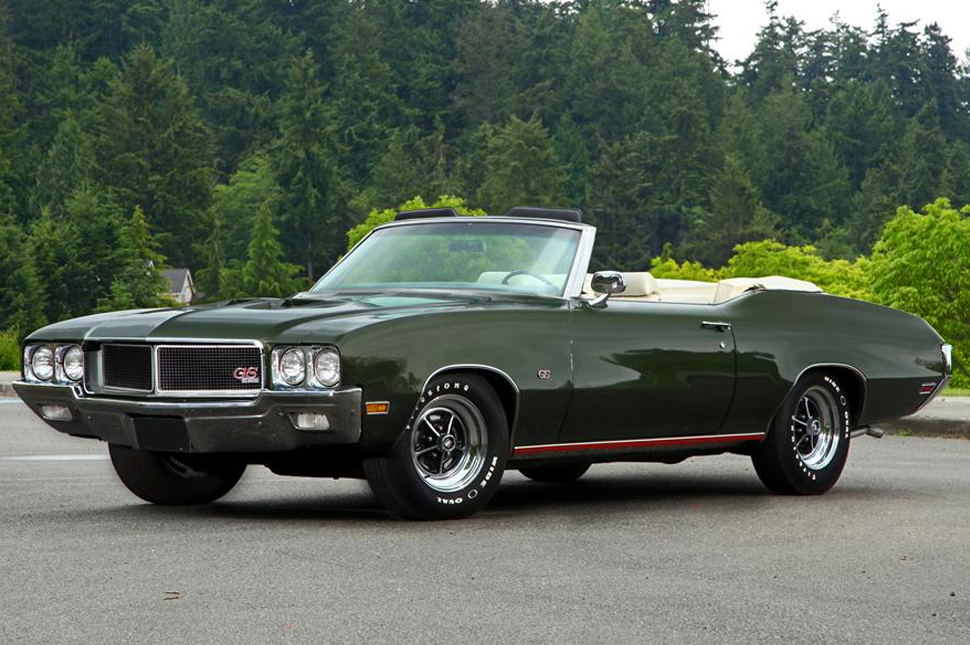 Compare Classic Muscle Cars