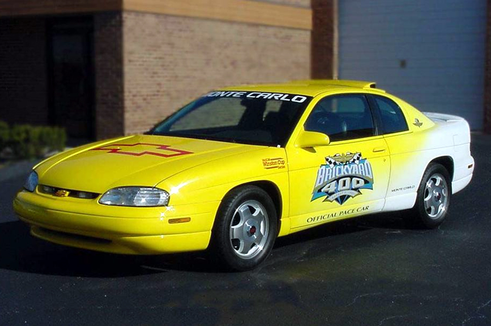 50 Cool Race Track Pace Cars Zero To 60 Times