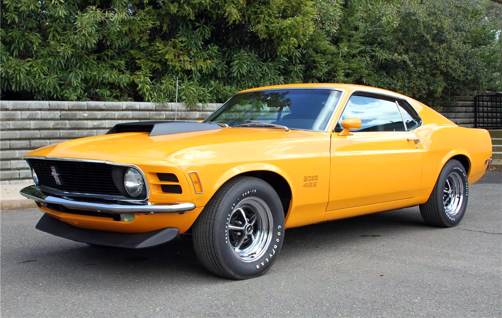 List Of Classic American Muscle Cars