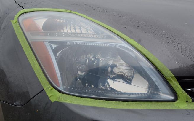 dull headlights