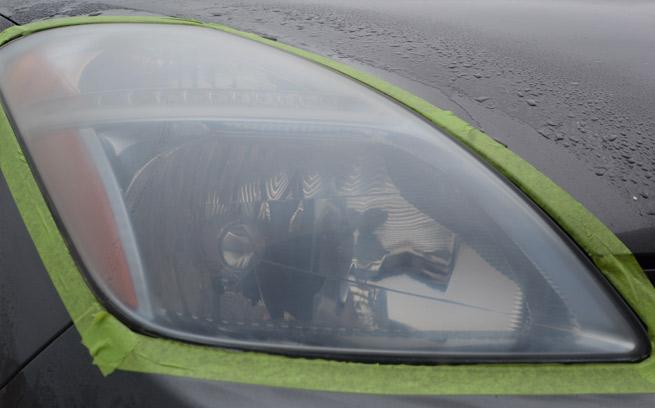 fogged headlight kit
