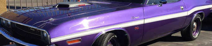 plum crazy purple car color