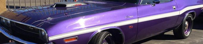 plum crazy purple car color