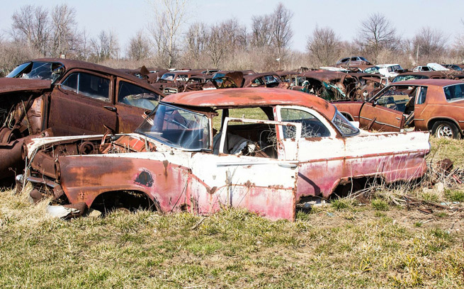 How to Have a Great Time in the Salvage Yard - Zero To 60 Times