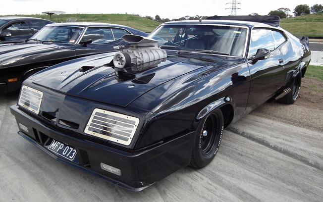 """1973 Ford Falcon – """"Mad Max"""""""