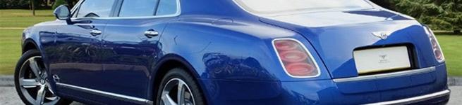 best blue car color