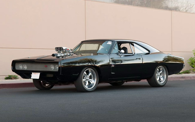 """1970 Dodge Charger – """"The Fast and the Furious"""""""