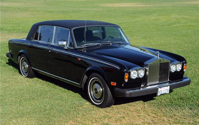 1978 Rolls-Royce Silver Wraith
