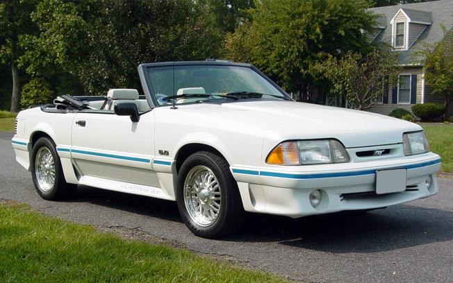 Fox Mustang GT