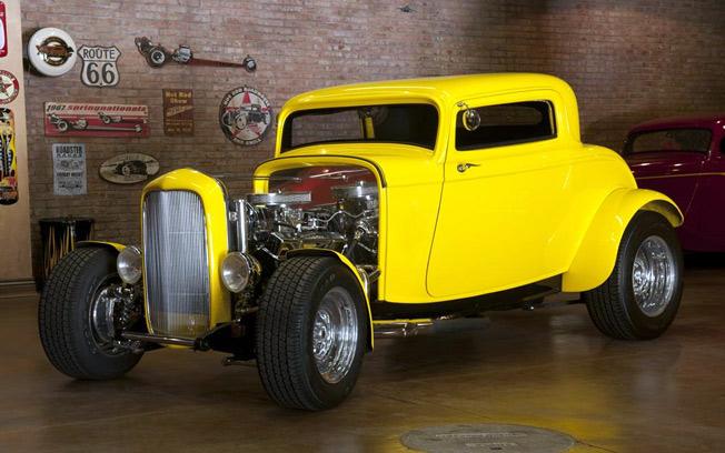 """1932 Ford Coupe – """"American Graffiti"""""""