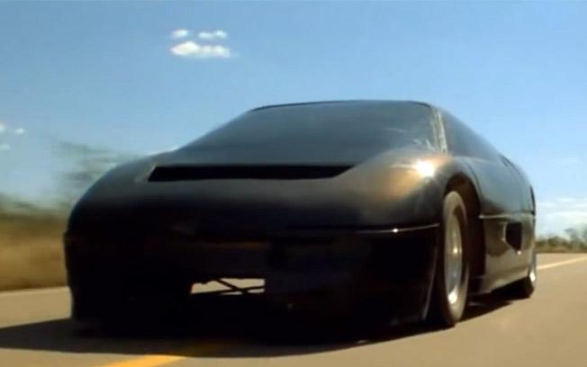 """Dodge MS4 – """"The Wraith"""""""