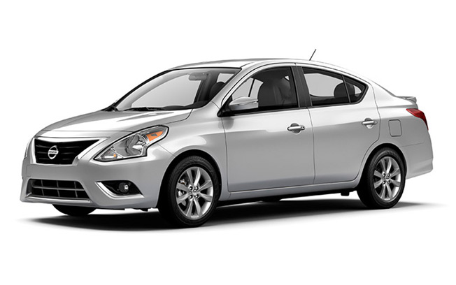 Nissan Versa – 52.2% female buyers