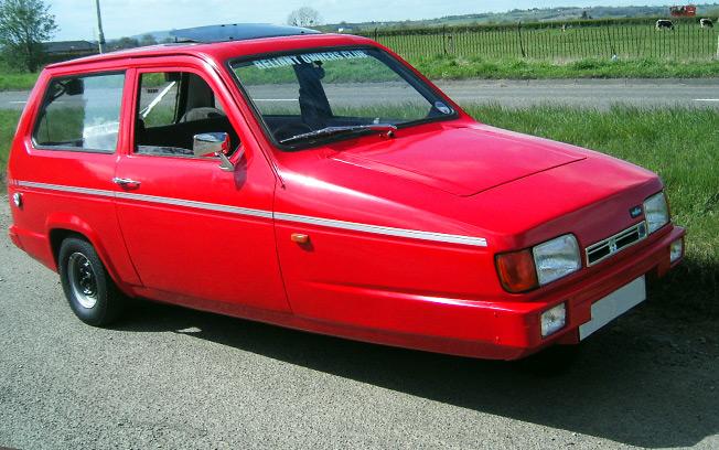 Deathtrap Car