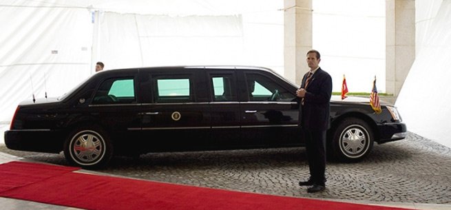 the-presidential-limo