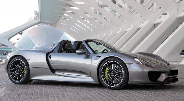 Hybrid Supercars