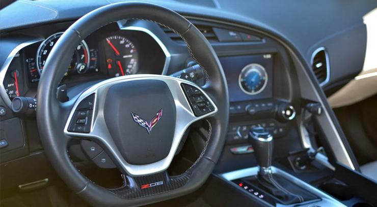 Rent a C8 Corvette