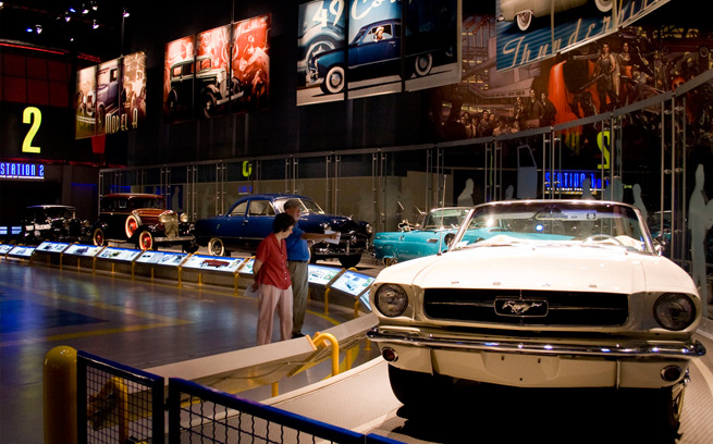 Us auto museums you need to visit zero to 60 times for Best museums in america