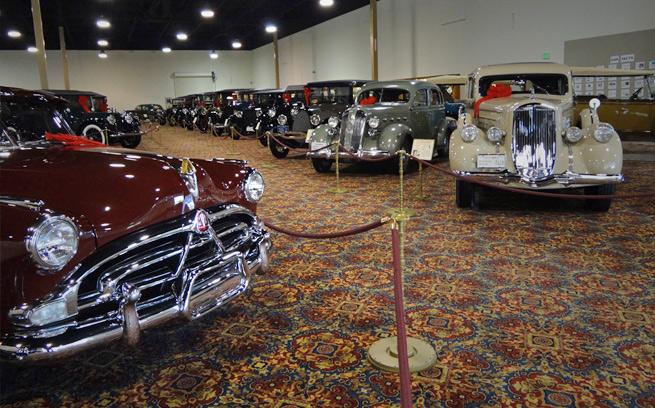 nethercutt-collection-car-museum