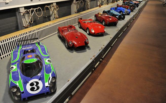 simeone-foundation-car-museum
