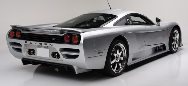 Discontinued Supercars