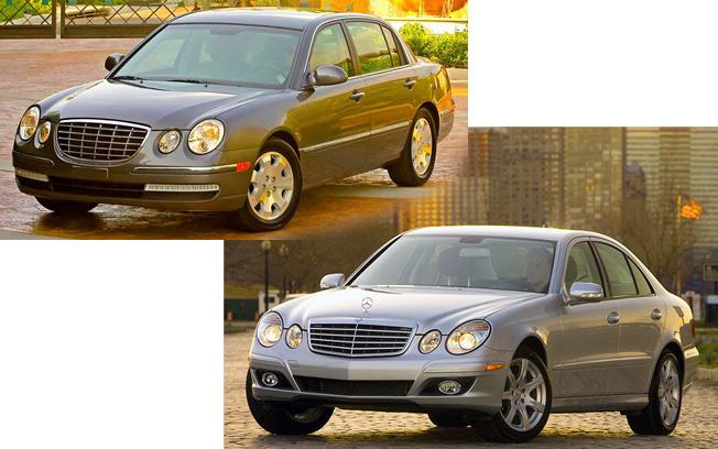 Car Doppelgangers