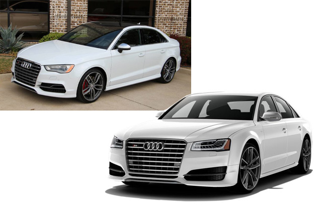 Cars That Look Alike