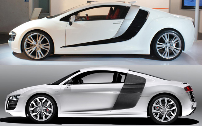 Cars That Look Very Similar